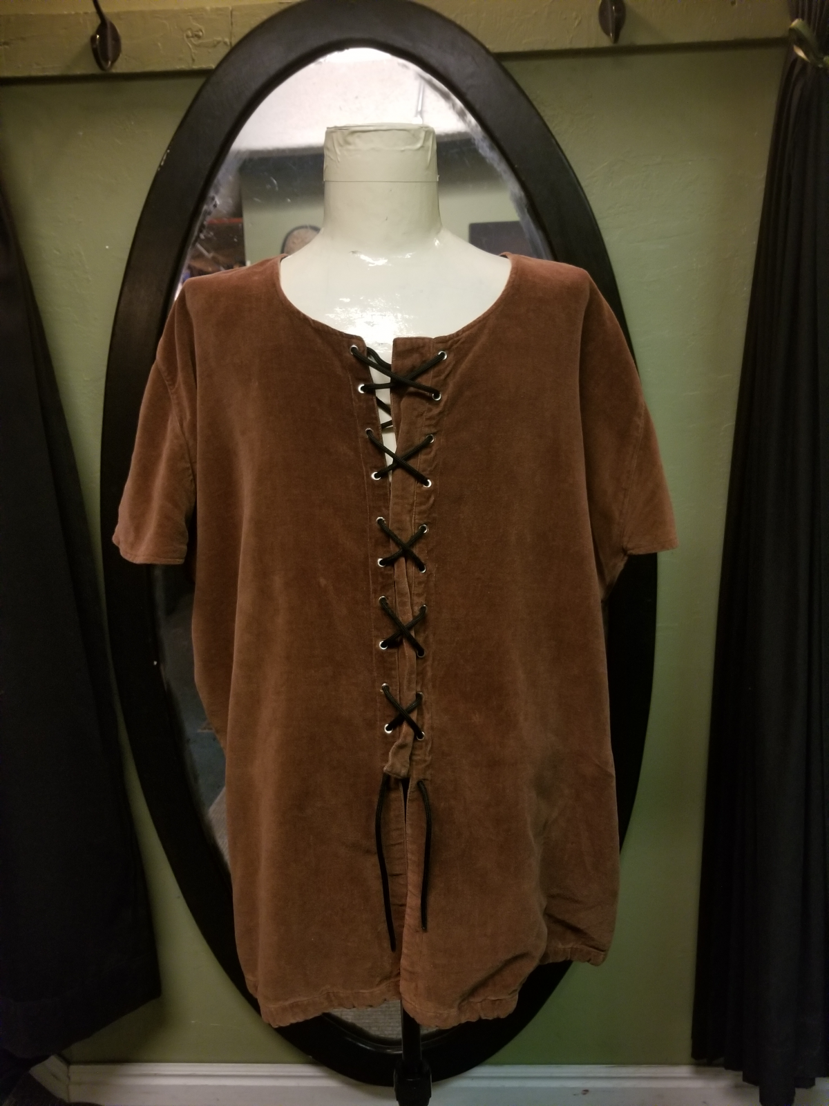 Medieval Extra Brown Tunic
