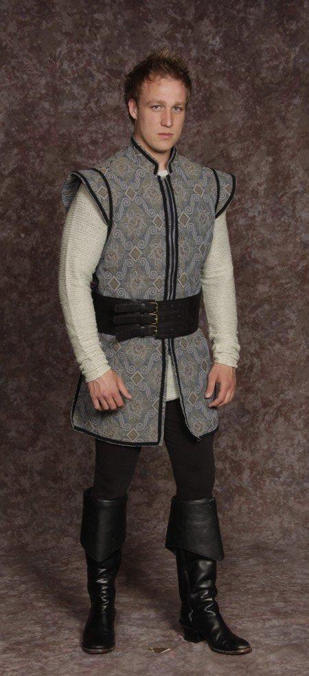 Medieval Man grey
