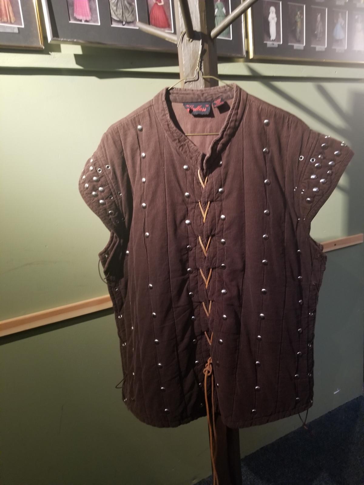 Medieval Studded Vest