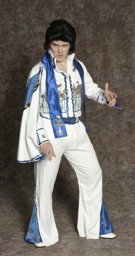 Pharaoh Elvis