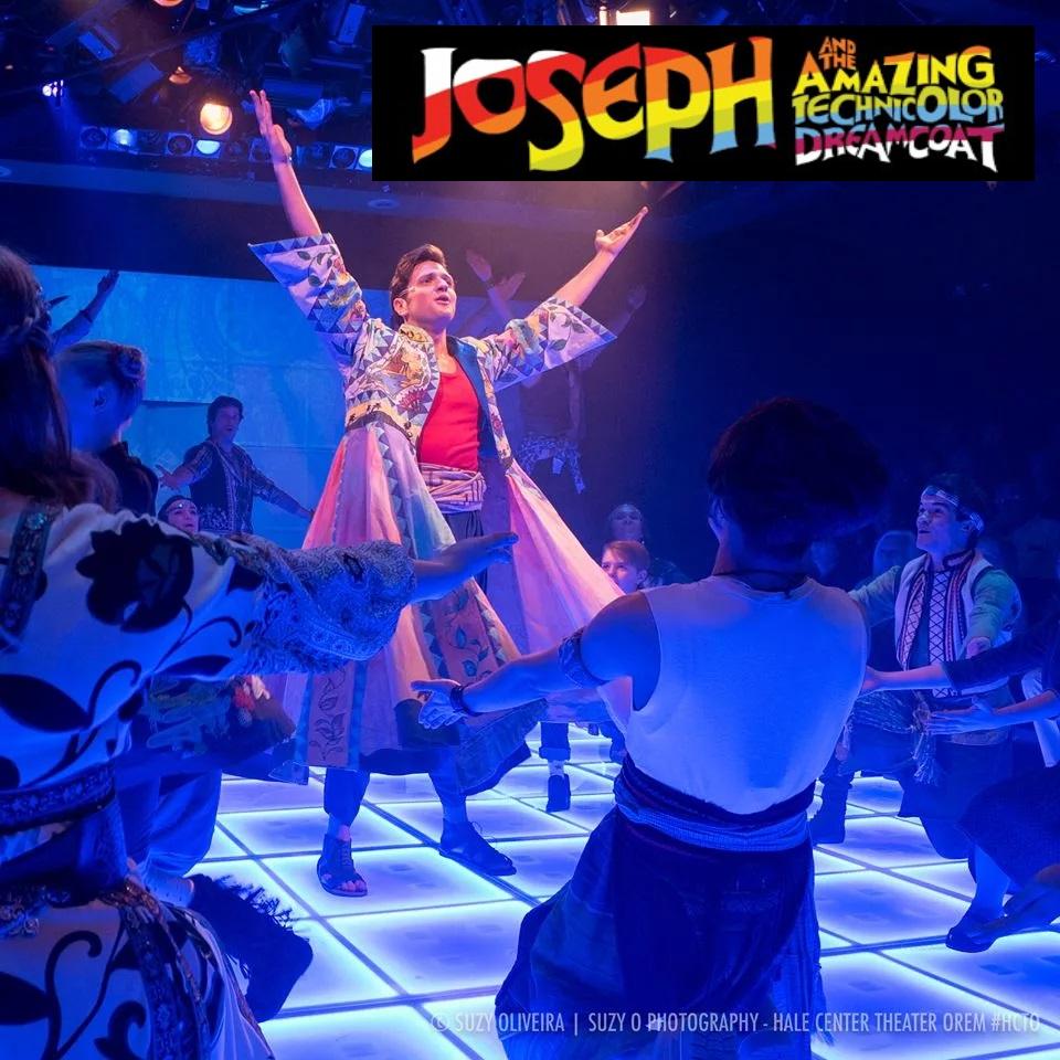 Joseph & The Amazing Technicolor Dream Coat