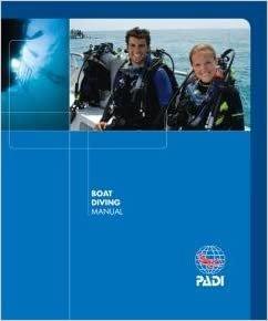 Boat Diver Specialty Manual