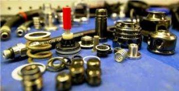Scuba equipment repair part kits