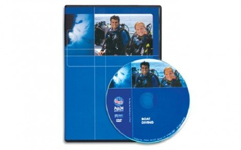Boat Diving DVD Diver Edition