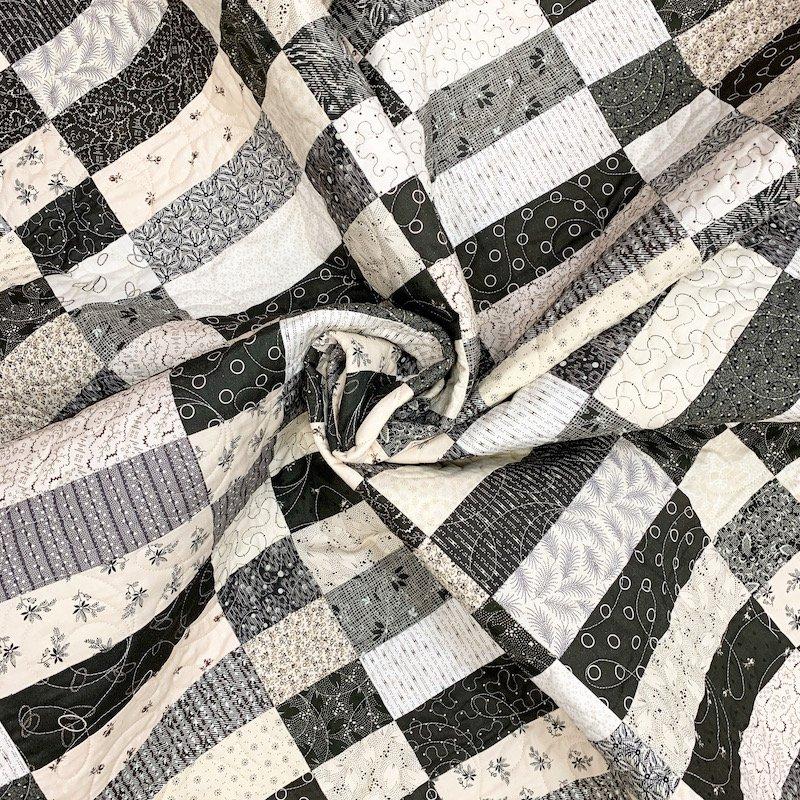 Striped Delight Quilt Kit