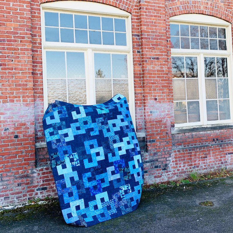 Just Linked Quilt Kit