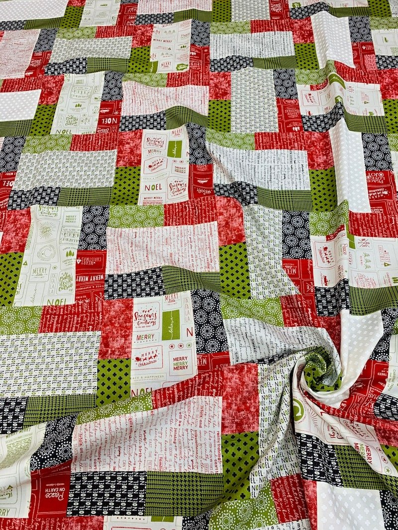 Sweetwater Christmas Quilt Kit
