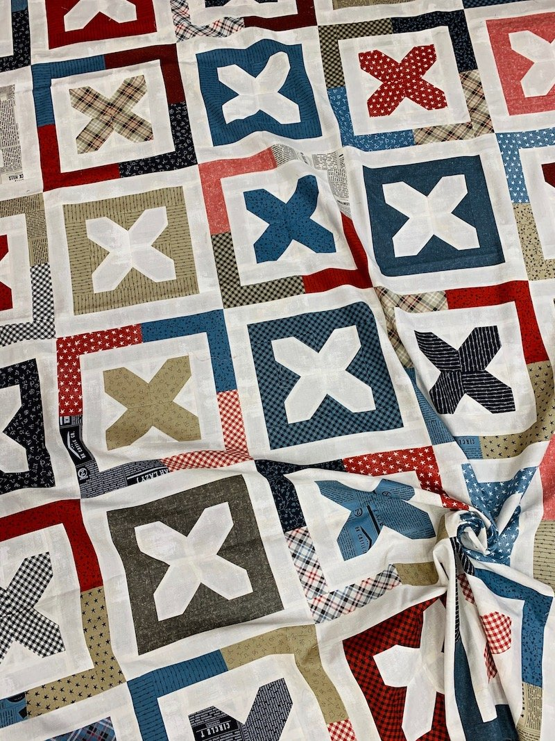 Tansy Quilt Kit