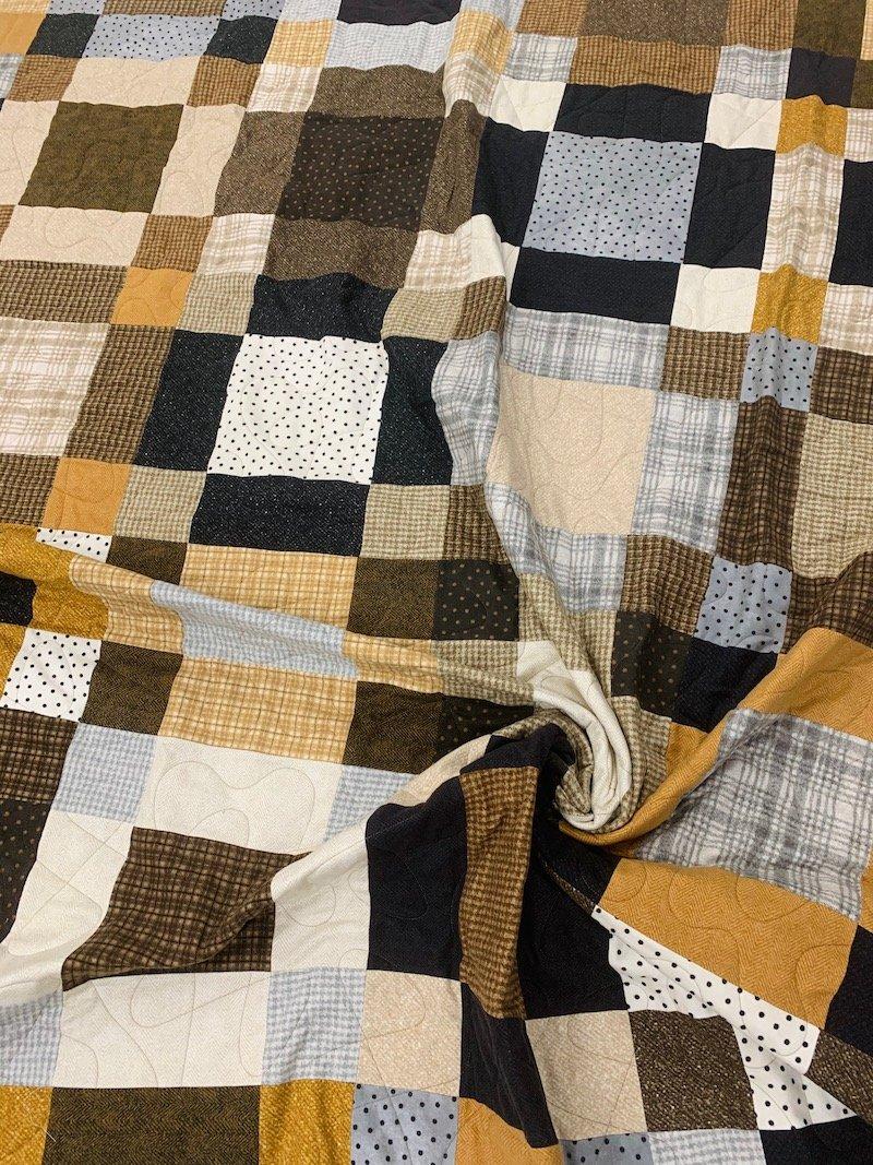 Flannel Friendship Quilt Kit
