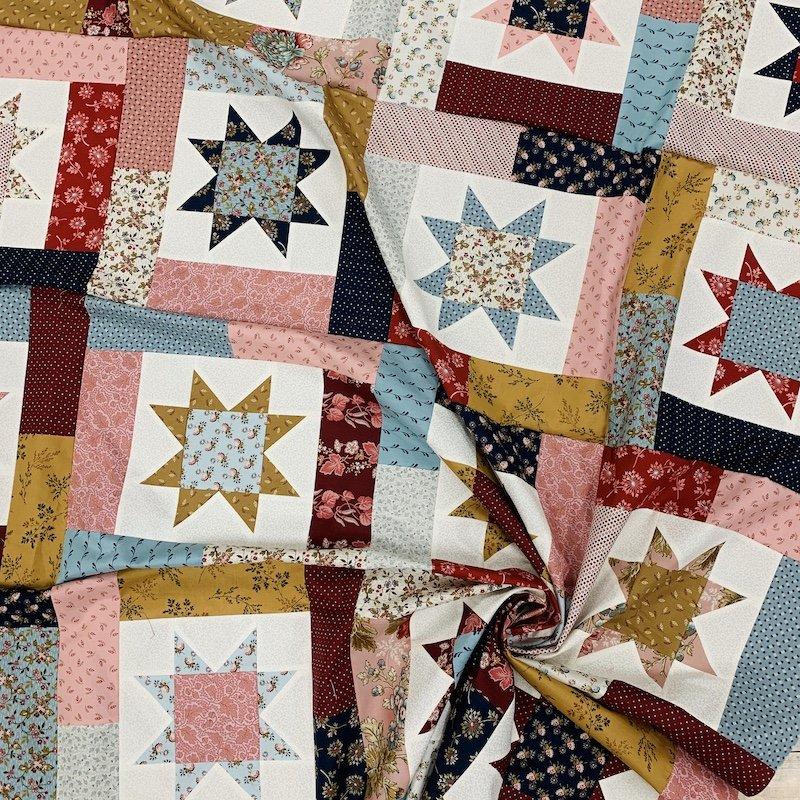 Lucky Stars Quilt Kit
