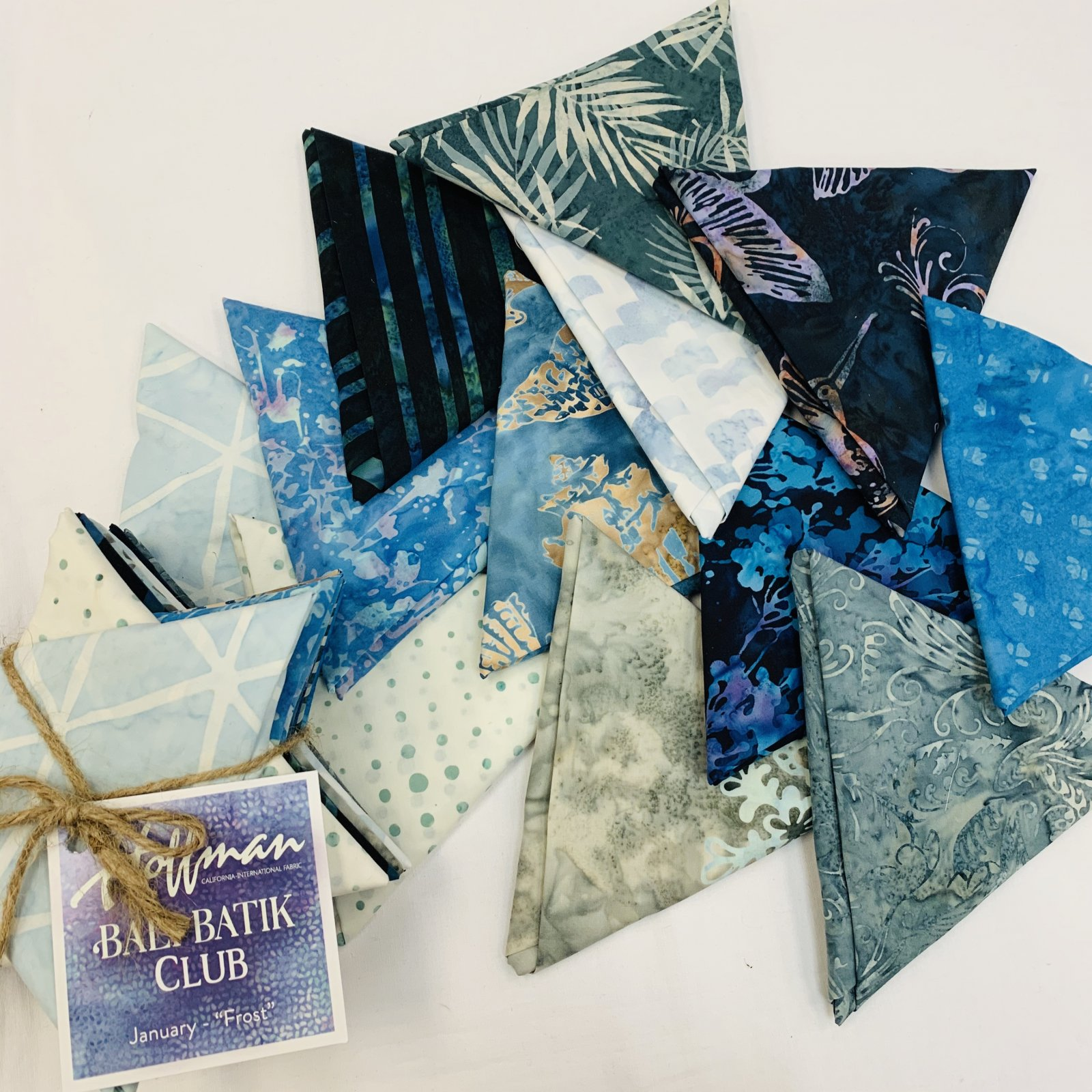 Bali Batik Club Frost Bundle