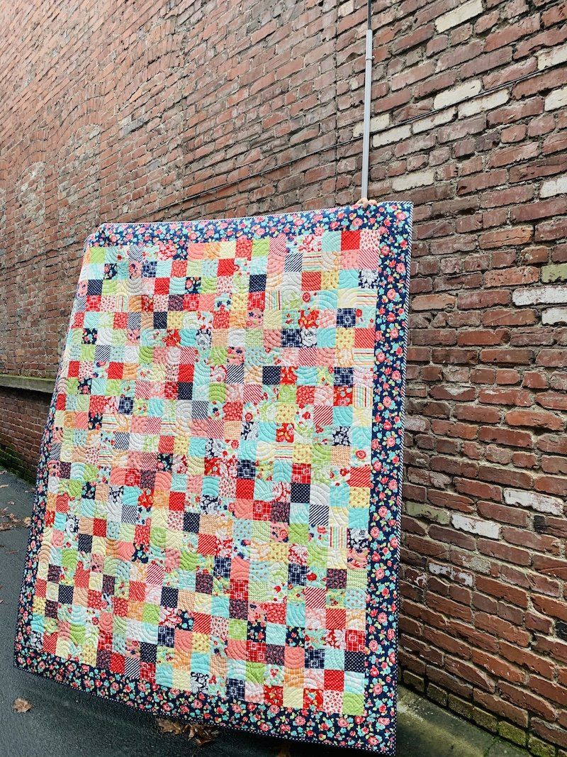 Shine On Confetti Quilt Kit