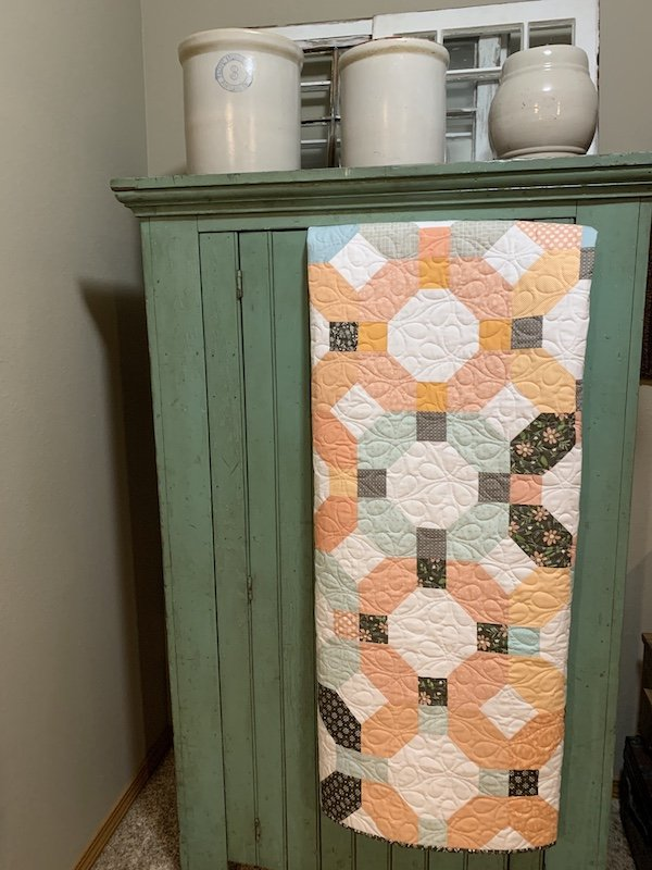 Cheerio Quilt Kit