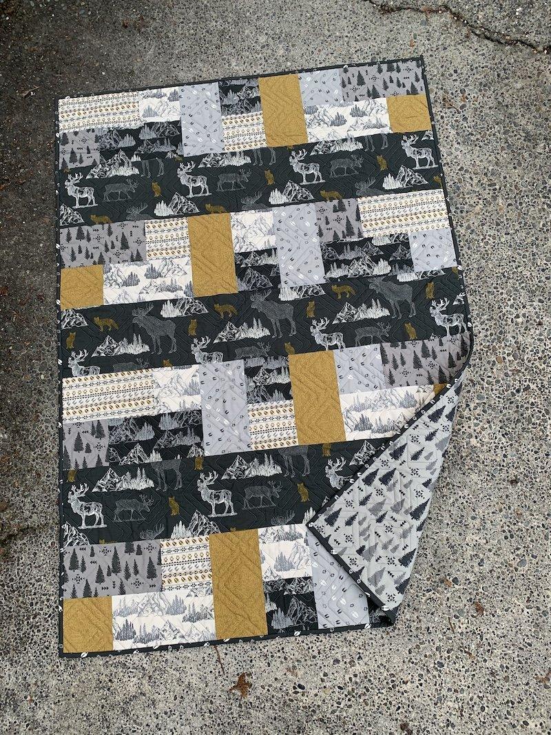 Timberland Quilt Kit
