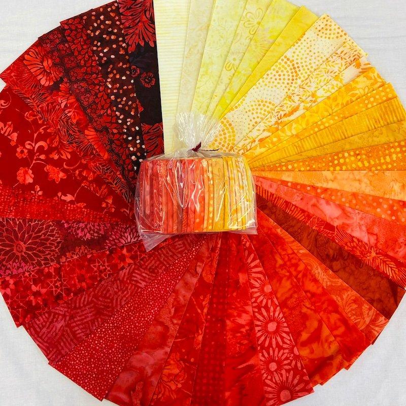 Batik Wild Fire Confetti Kit