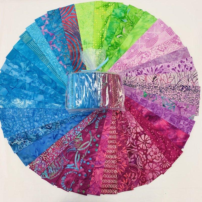 Batik Jewels Confetti Kit