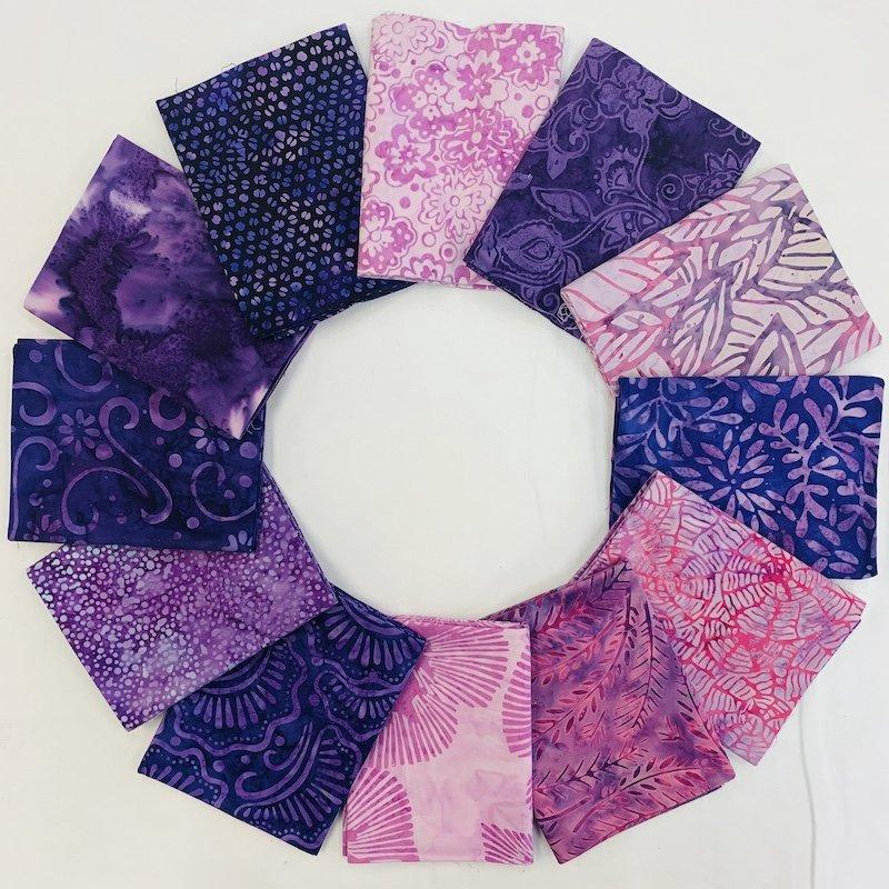 Batik Amethyst Bundle