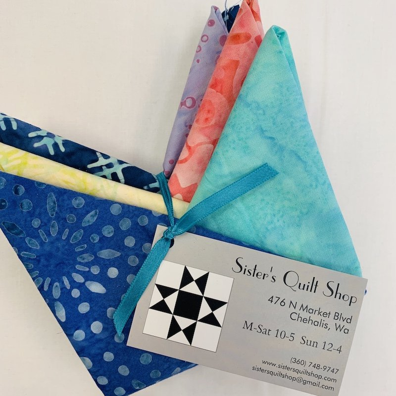 Batik Cotton Candy Six Pack