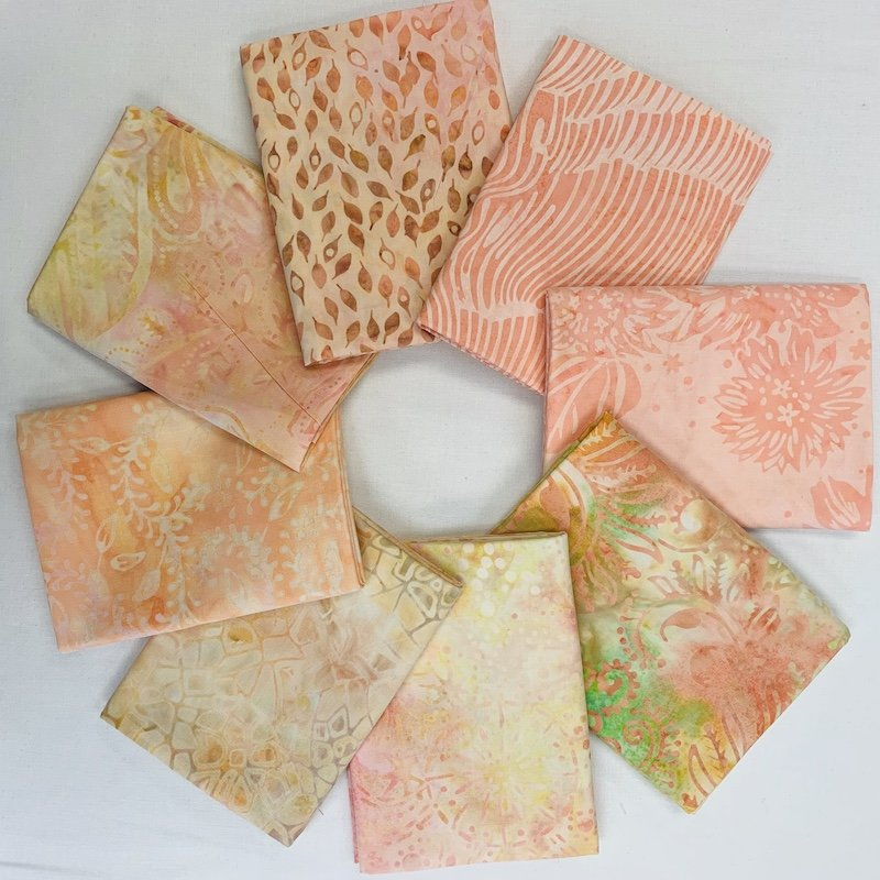 Batik Iced Peach Bundle