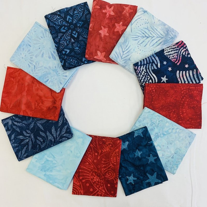 Batik Patriotic Bundle