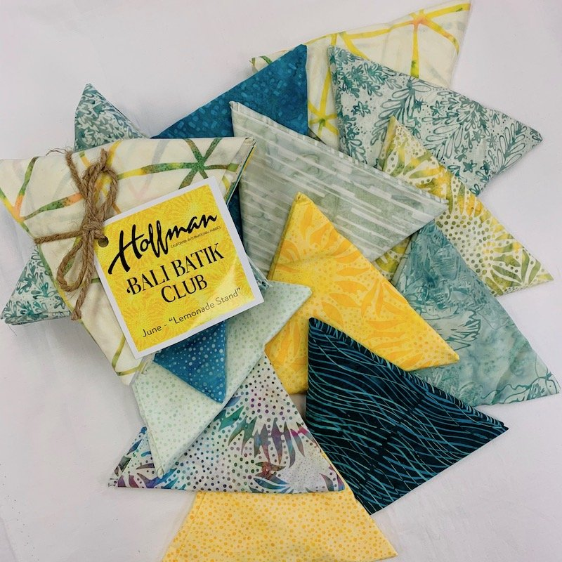Bali Batik Lemonade Stand Bundle