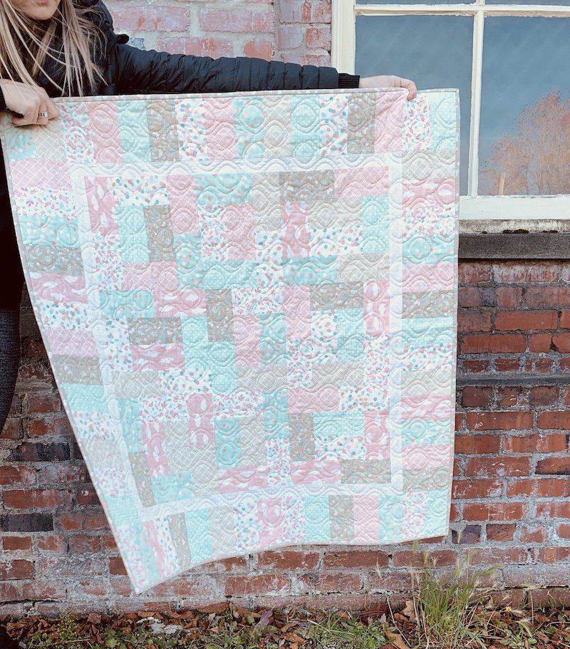 Mingle Quilt Kit