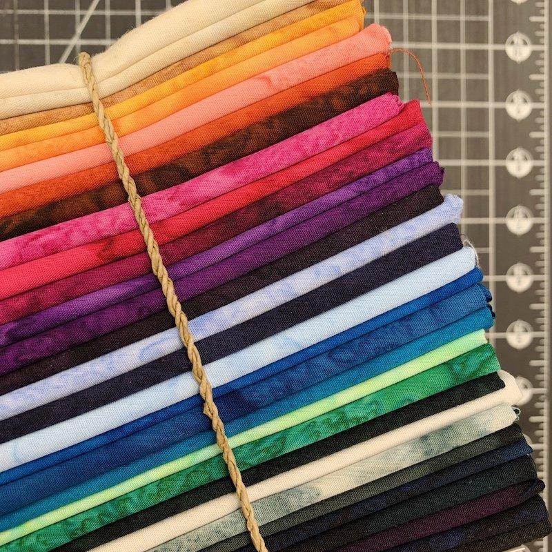 Batik 1895 Watercolor Bundle