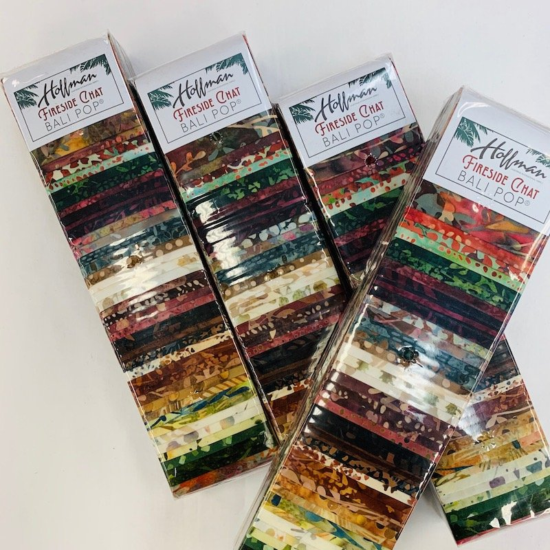 Bali Pops Fireside Chat 2-1/2 inch strips