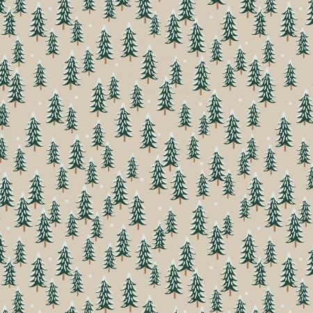 RP604-LI2 Holiday Classics - Fir Trees