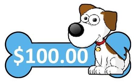 (D) $100 Donation