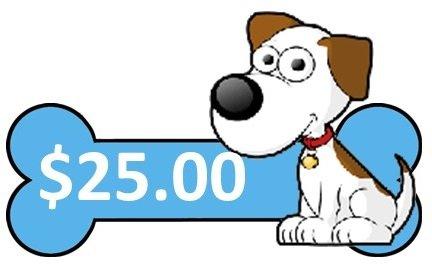 (B) $25 Donation