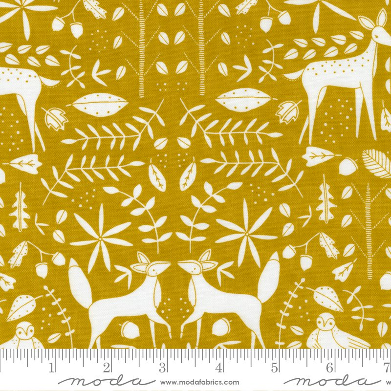Nocturnal - Forest Otomi Gold