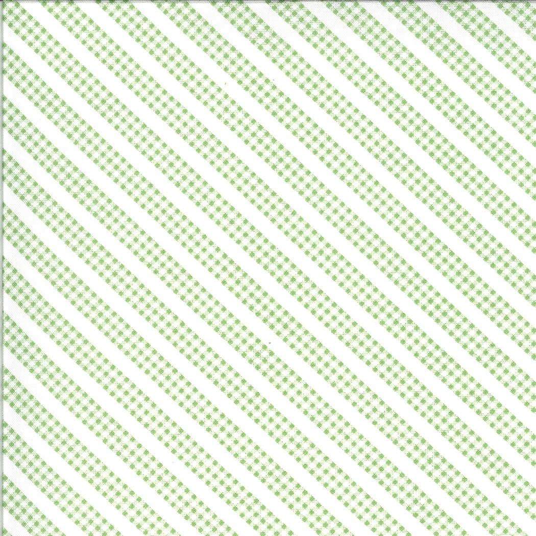Spring Brook - Gingham Stripe Sprout