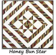 Honey Bun Star PDF