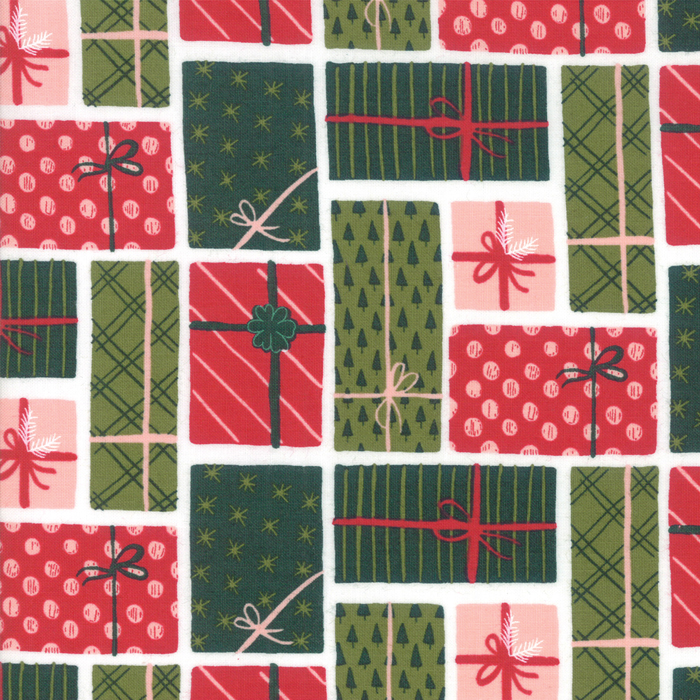 To Be Jolly - Christmas Presents Multi