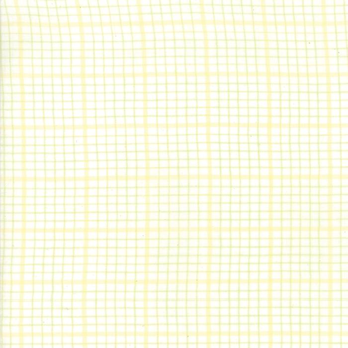 Sugarcreek Silky Woven - Pistachio Grid