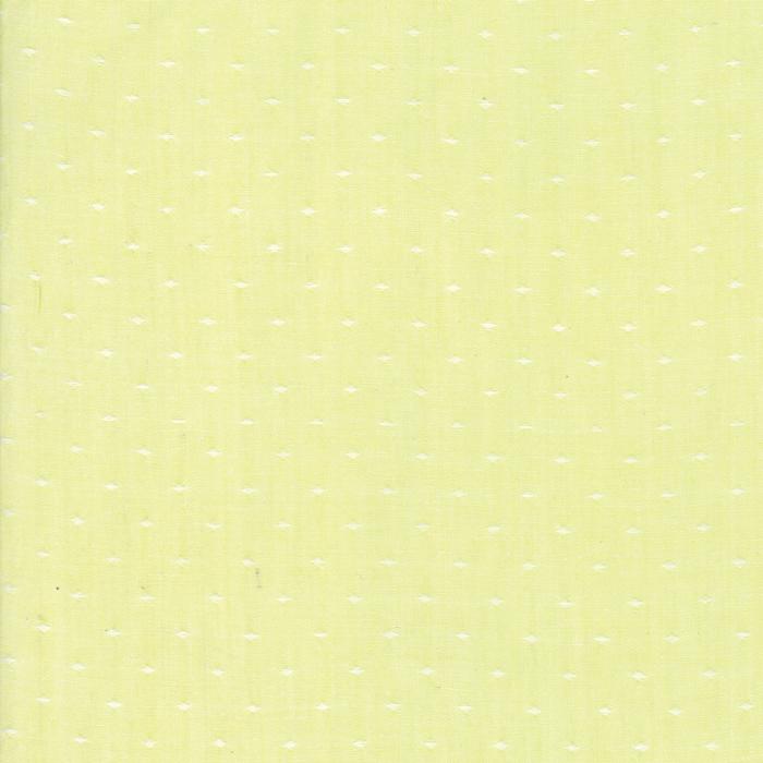 Sugarcreek Silky Woven - Pistachio Dot