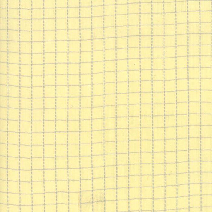 Sugarcreek Silky Woven - Goldenrod Grid