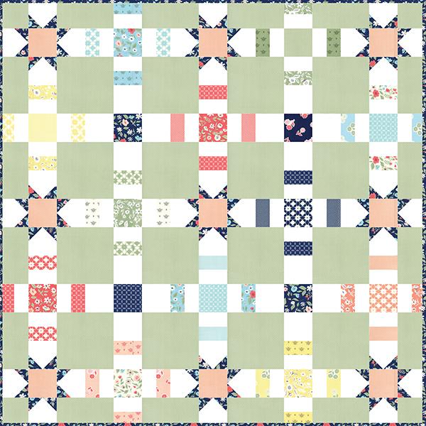 Pretty Please - Pattern