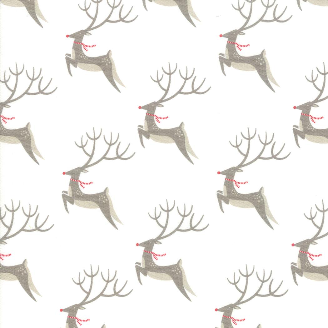 Northern Light - Oh Deer in Snow