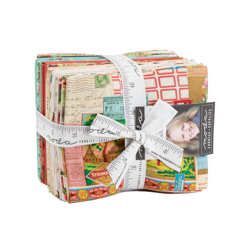 Flea Market Mix Fat Quarter Bundle