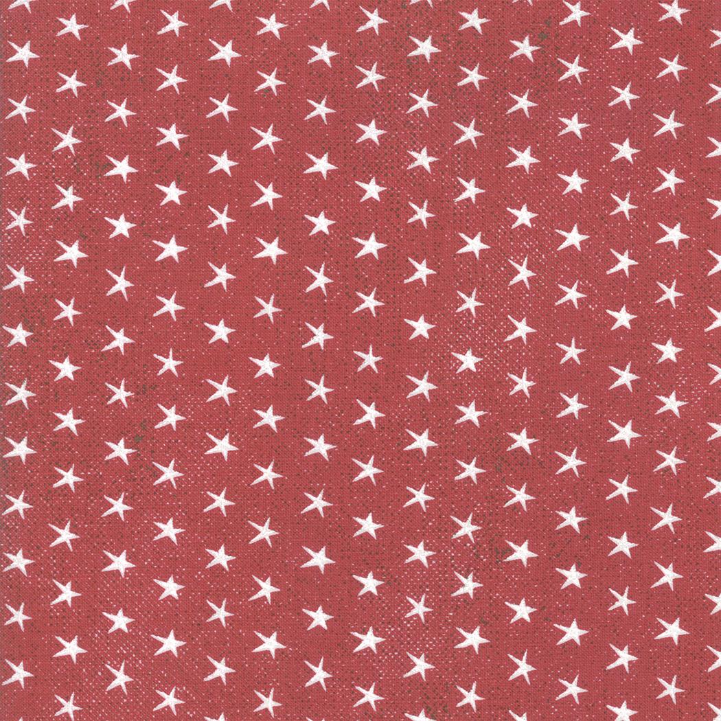 Branded Stars Red