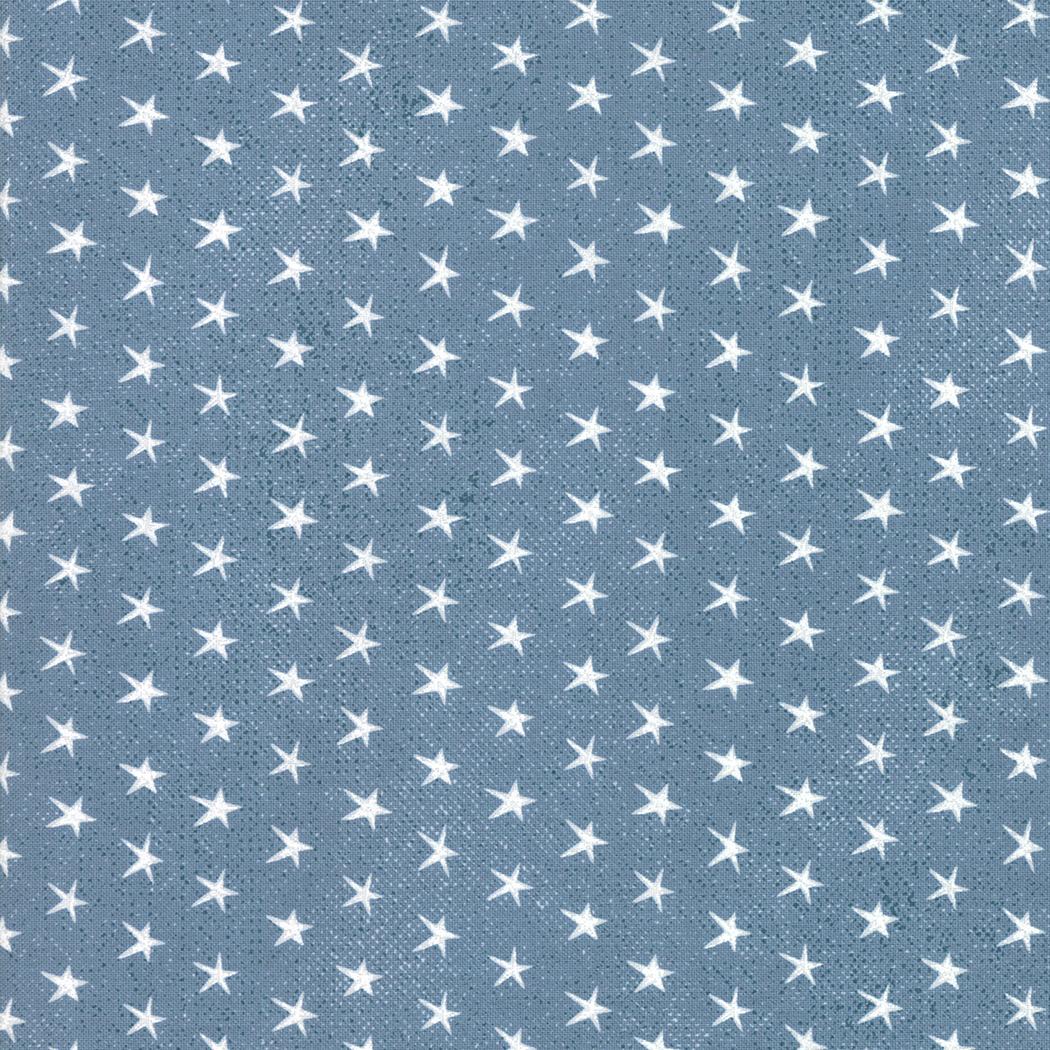 Branded Stars Blue Jean