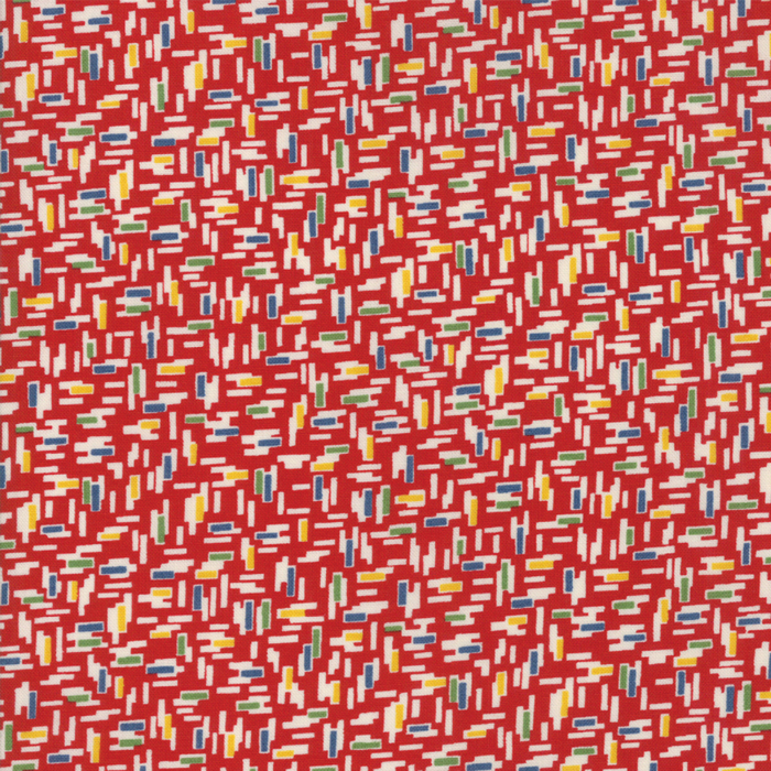 Play All Day - Jimmies Red, LAST PIECE 25