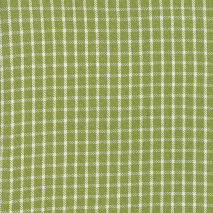 Oxford - Plaid - Green Woven