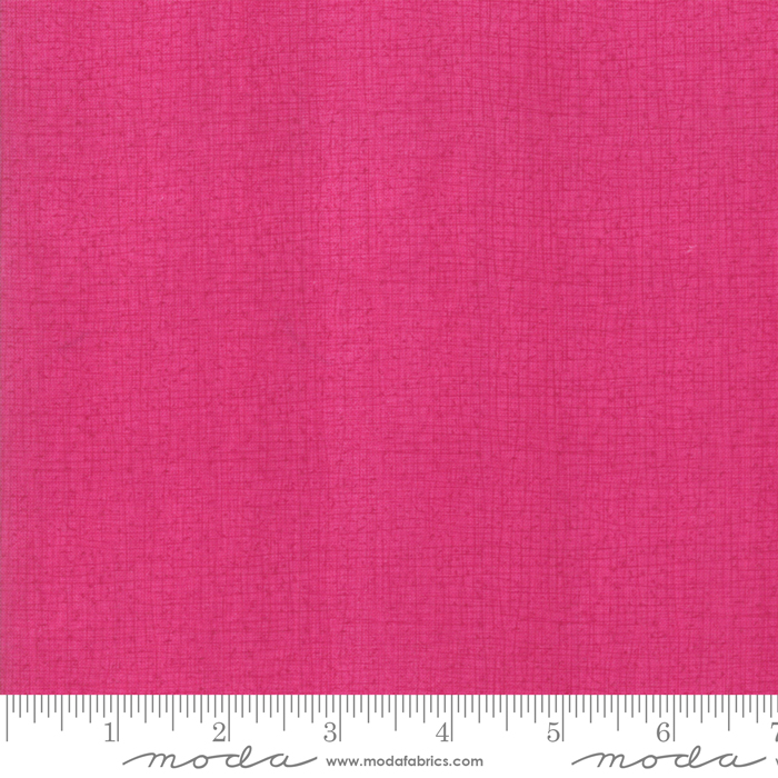 Painted Meadow - Thatched - Fuchsia