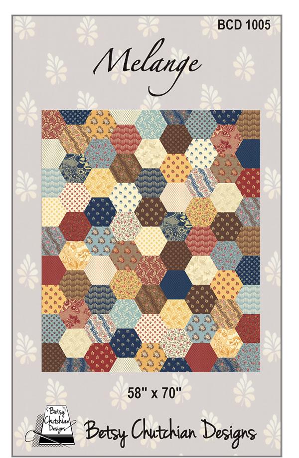 Melange pattern