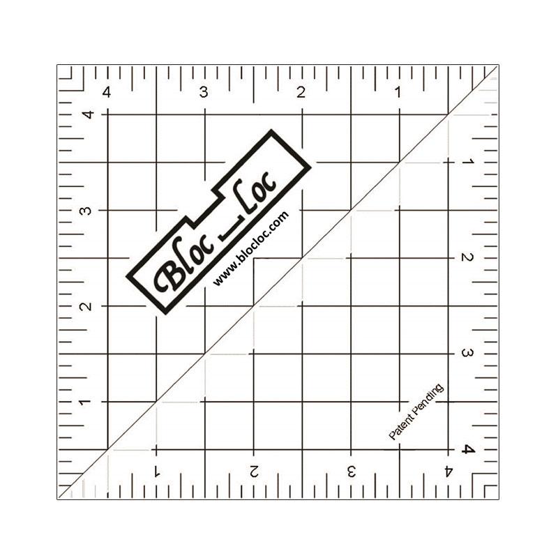 Half Square Triangle 4.5