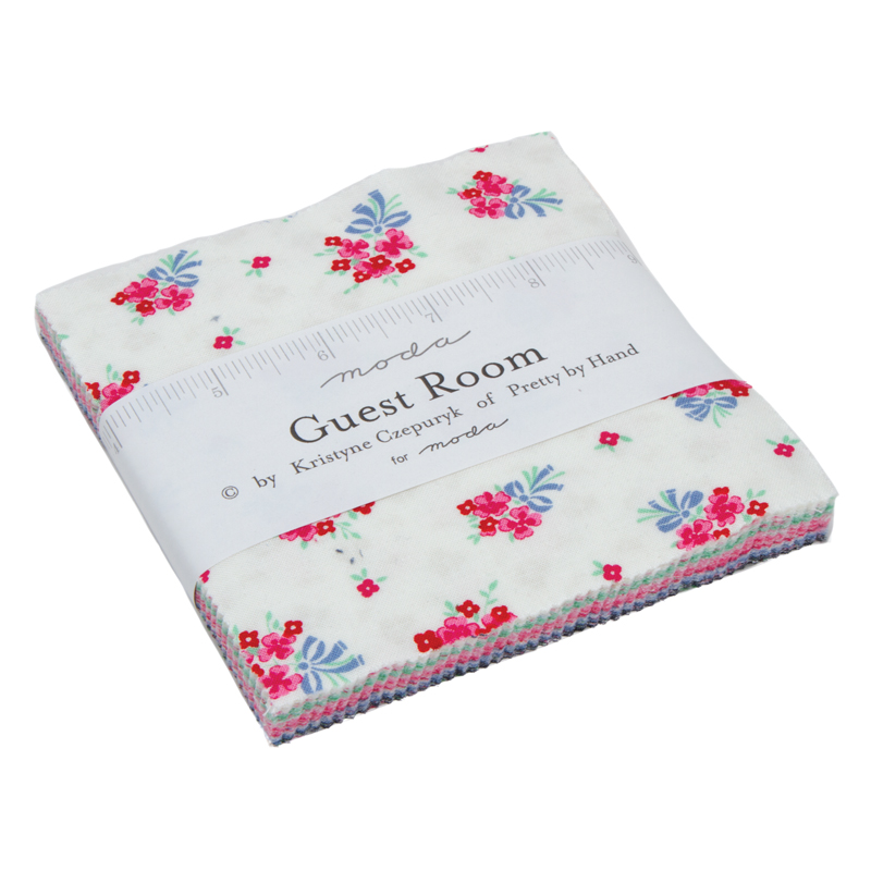 Guest Room Charm Pack