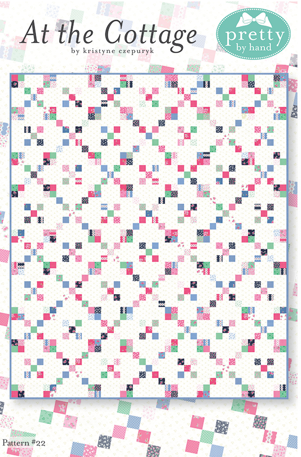 Guest Room - At The Cottage Quilt Kit